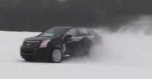 Un Cadillac o ia razna in zapada!4011