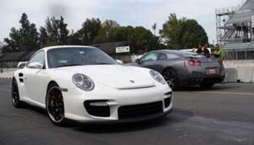Porsche nu stie sa piarda!4008