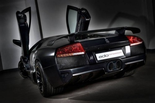 Lamborghini Murciélago LP 710 - Zenitul via edo si Christian Audigier3986