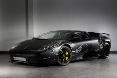 Lamborghini Murciélago LP 710 - Zenitul via edo si Christian Audigier3987