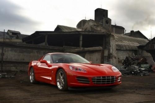 Innotech Chevrolet Corvette! - Performanta americana cu un aer european!3959