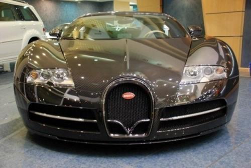 Mansory isi pune amprenta pe Veyron!3937