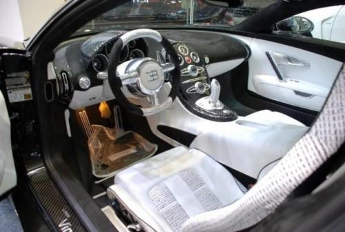 Mansory isi pune amprenta pe Veyron!3938