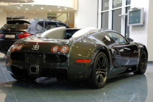Mansory isi pune amprenta pe Veyron!3939