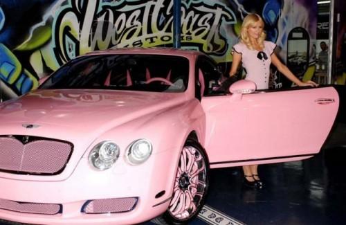Adevarata masina condusa de Barbie?3923