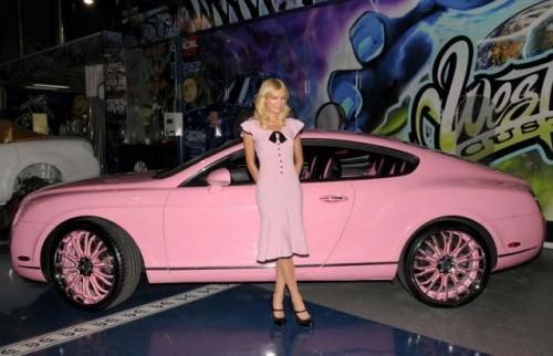 Adevarata masina condusa de Barbie?3925