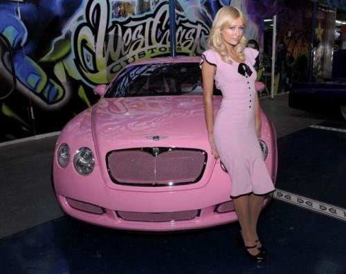 Adevarata masina condusa de Barbie?3930