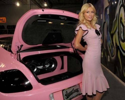 Adevarata masina condusa de Barbie?3932