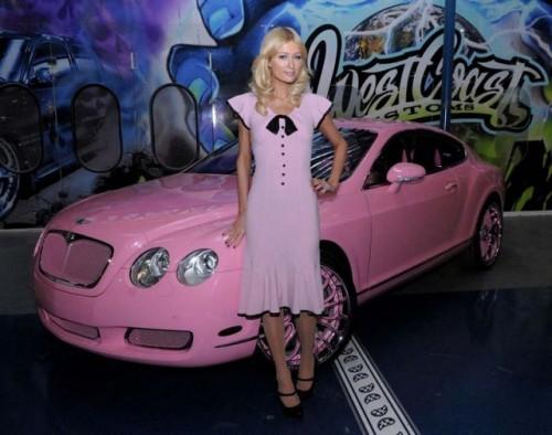 Adevarata masina condusa de Barbie?3933