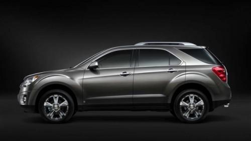 Un mastodont elegant - Chevrolet Equinox3913