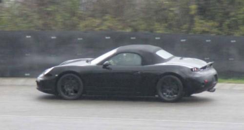 Porsche pregateste un motor diesel pentru Boxster3873