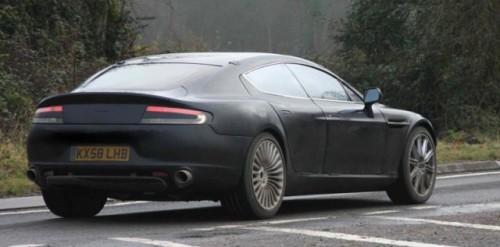 Aston Martin Rapide vazut din nou!3860
