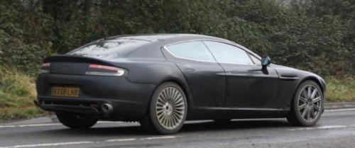 Aston Martin Rapide vazut din nou!3861