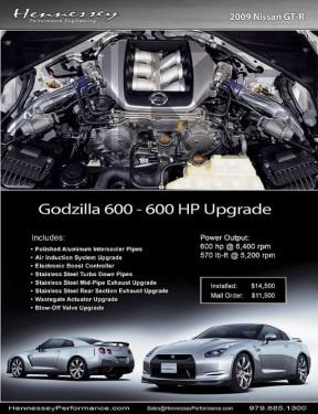Nissan GT-R de 700 CP!3789