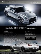 Nissan GT-R de 700 CP!3790