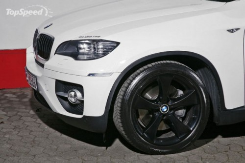 BMW X6 White Shark3766