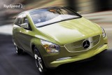 Mercedes va prezenta conceptul BlueZero la Detroit3734