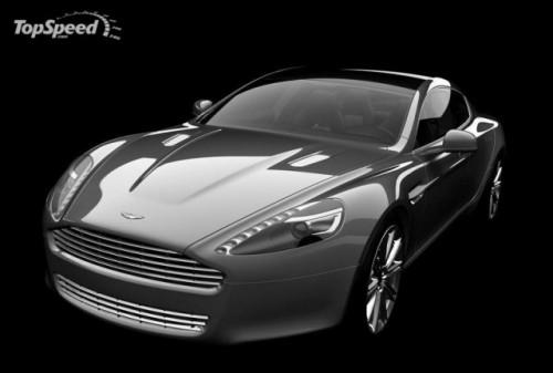Aston Martin Rapide3732