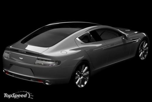 Aston Martin Rapide3733
