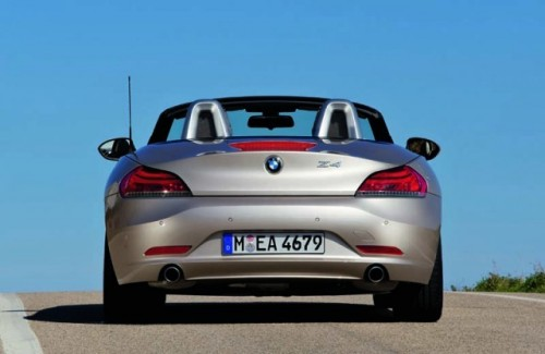 BMW Z4 lansat oficial!3677