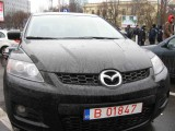 Taxa auto: sute de oameni in strada in Capitala3645