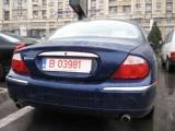Taxa auto: sute de oameni in strada in Capitala3654