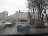 Taxa auto: sute de oameni in strada in Capitala3613