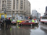 Taxa auto: sute de oameni in strada in Capitala3627