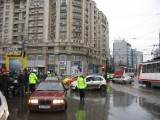 Taxa auto: sute de oameni in strada in Capitala3629