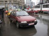 Taxa auto: sute de oameni in strada in Capitala3631
