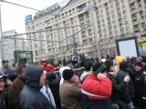 Taxa auto: sute de oameni in strada in Capitala3637