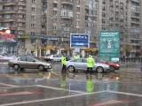 Taxa auto: sute de oameni in strada in Capitala3638