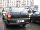 Taxa auto: sute de oameni in strada in Capitala3655
