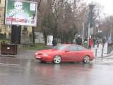 Taxa auto: sute de oameni in strada in Capitala3669