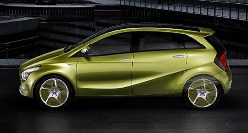 Premium dar ecologist - Mercedes BlueZero3598