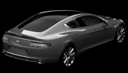 Eleganta britanica in ritm de mars - Aston Martin Rapide3588
