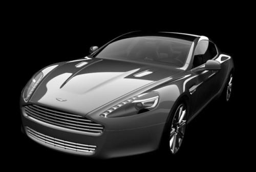 Eleganta britanica in ritm de mars - Aston Martin Rapide3589