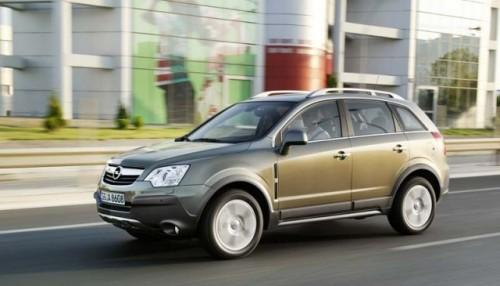 Opel Antara va fi disponibil cu tractiune fata3581