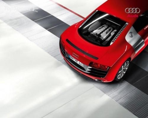 Audi R8 V10 - o noua galerie de imagini3561