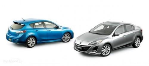 Noua Mazda3 isi va face debutul la Detroit3558