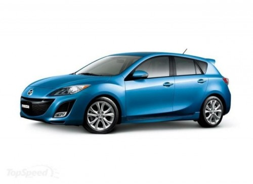 Noua Mazda3 isi va face debutul la Detroit3559
