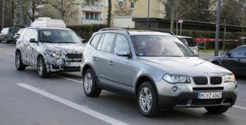 BMW X3 - Nou si vechi3547