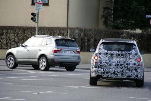 BMW X3 - Nou si vechi3548