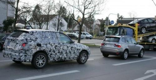 BMW X3 - Nou si vechi3550