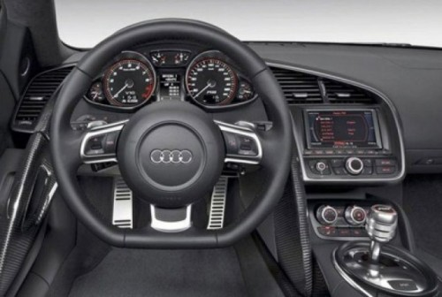 Audi R8 V10 - Mai rapida ca niciodata3508