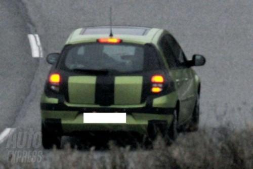 Imagini in premiera cu noua generatie de Renault Clio!3487