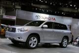 Toyota Highlander - Un nou membru al liniei!3477
