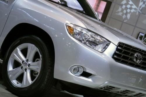 Toyota Highlander - Un nou membru al liniei!3476