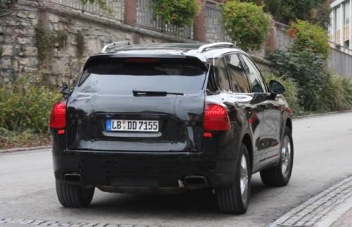 Noi imagini cu Porsche Cayenne 20103457