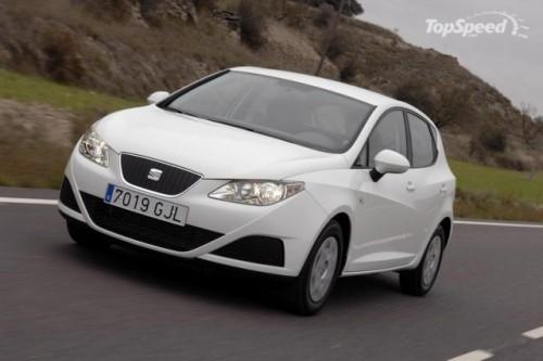 2009 SEAT Ibiza Ecomotive3417